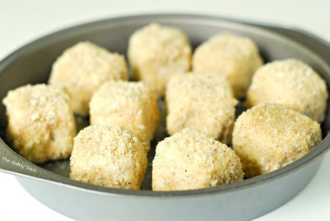 Cheese Bombs Biscuit Pan
