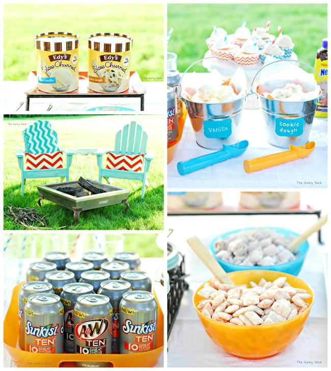 Ice Cream Social Party