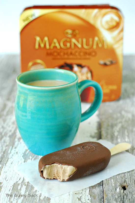 Magnum Mochaccino Ice Cream Bars