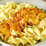 Crunchy Chicken Pasta #shop