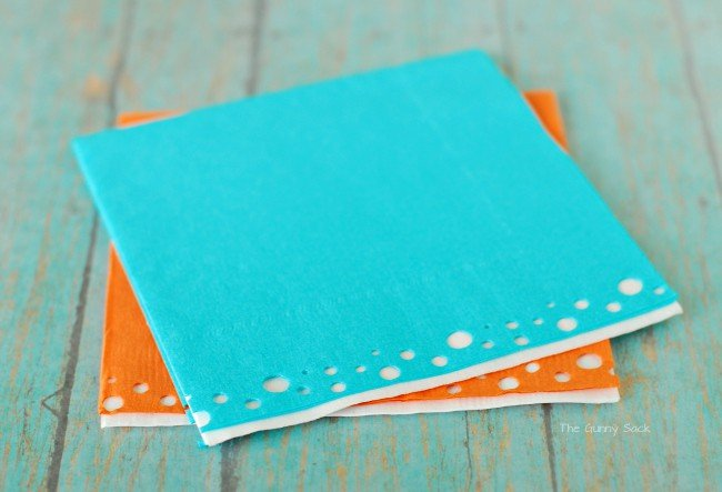 Decorative Party Napkins