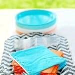 Embellished Party Napkins