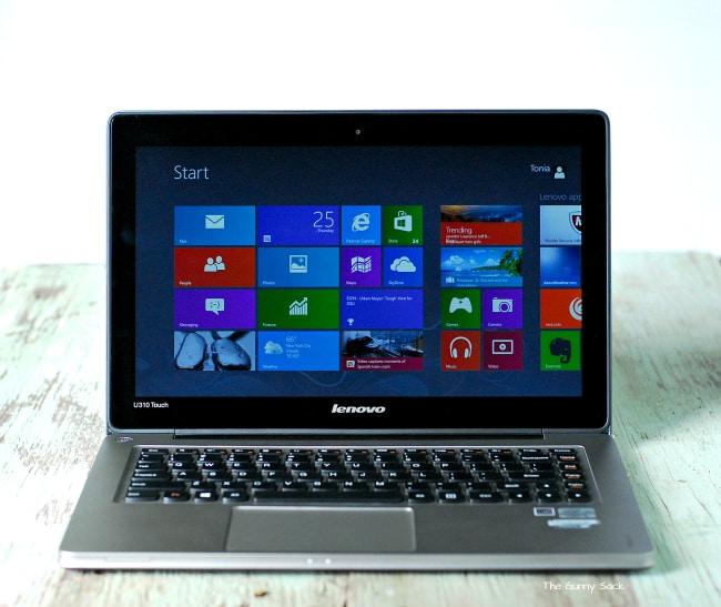Lenovo IdeaPad U310 Touchsceeen Ultrabook