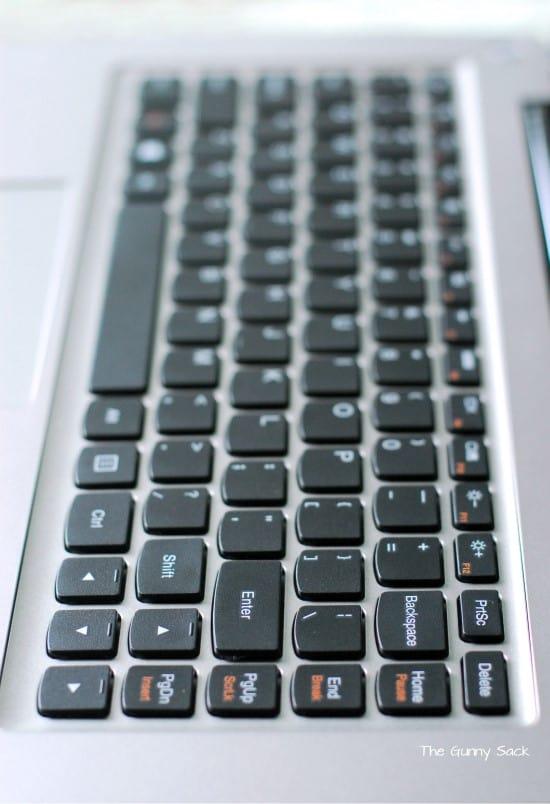 Lenovo IdeaPad U310 Ultrabook Keyboard