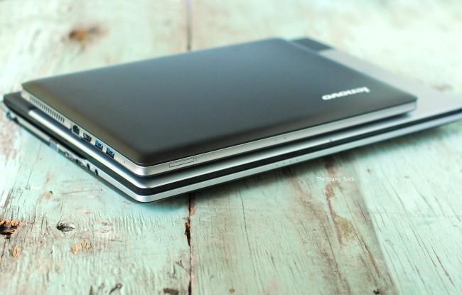 Lenovo IdeaPad U310 Size Compairson