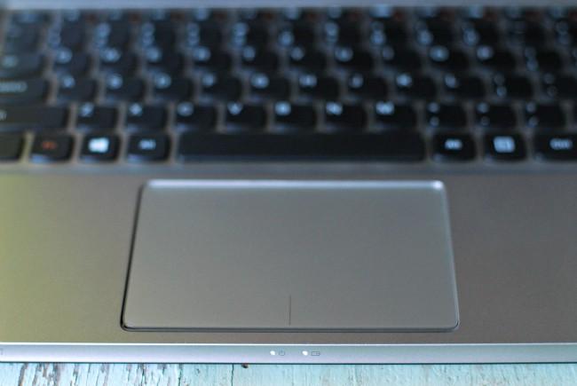 Lenovo IdeaPad U310 TouchPad