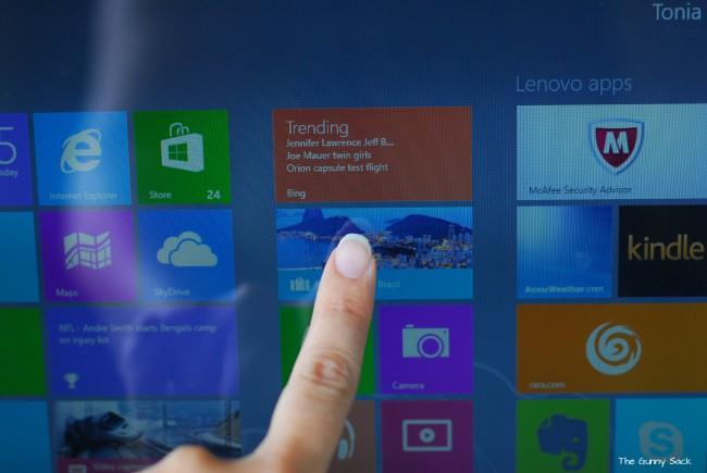 Lenovo IdeaPad U310 Touch Screen