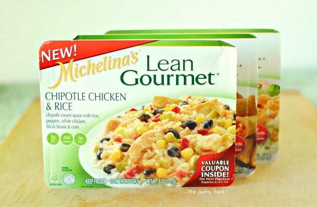 Michelinas Lean Gourmet