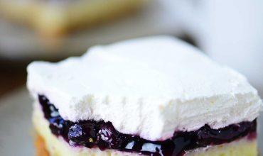 Blueberry Cheesecake Dessert Recipe