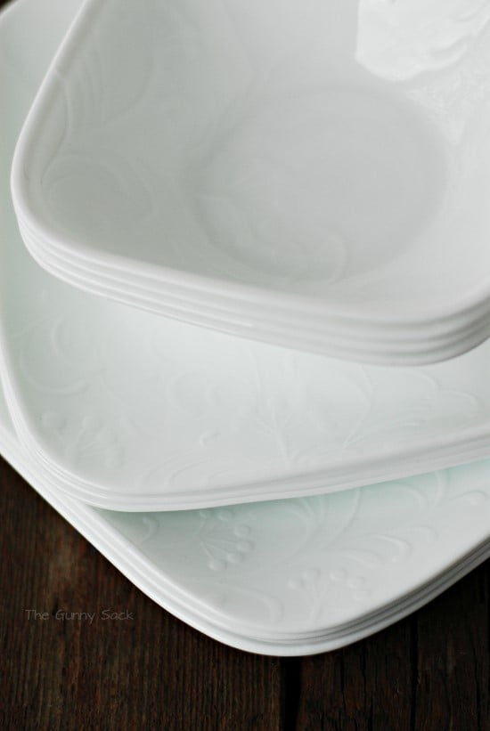 Corelle Cherish Dishes