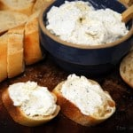 Garlic Cheese Spread