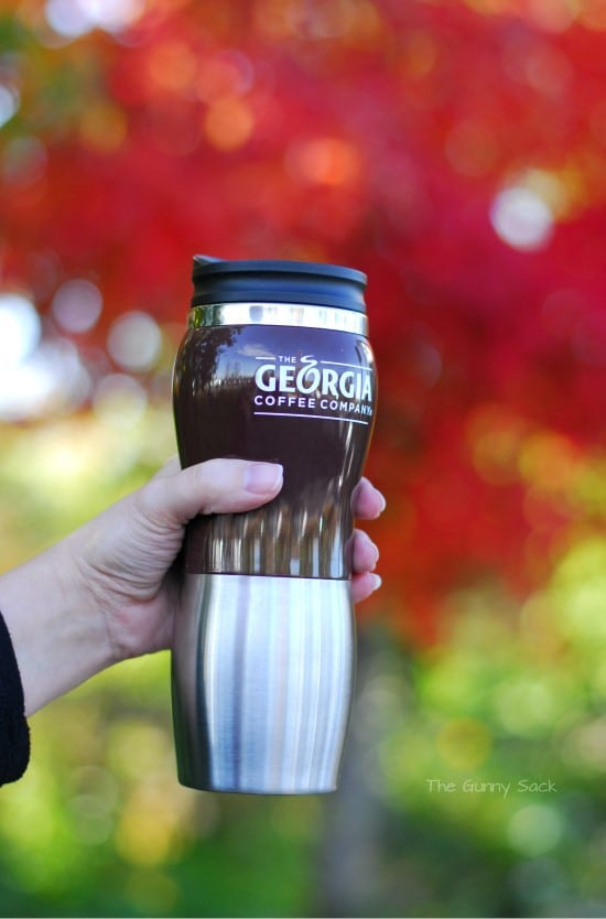 Georgia Coffee Company Carafe