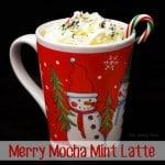 Merry Mocha Mint Latte