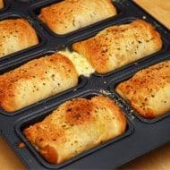 Mini Pepperoni Loaves