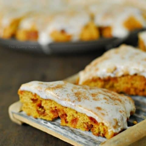 Pumpkin Scones Recipes