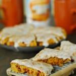 Pumpkin Spice Scones Recipe #shop