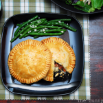 Sausage Pasty Meat Pie