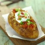 Slow Cooker Baked Potato Recipe