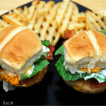 Chicken Bacon Ranch Sandwiches