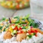 Apple Mango Chicken Recipe