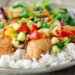 Apple Recipes Chicken Salsa