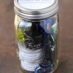 Cleans Up Well Pampering Jar For Men