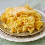 Thanksgiving Recipes Corn Casserole