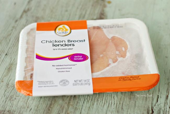 Gold'n Plump Chicken Breast Tenders