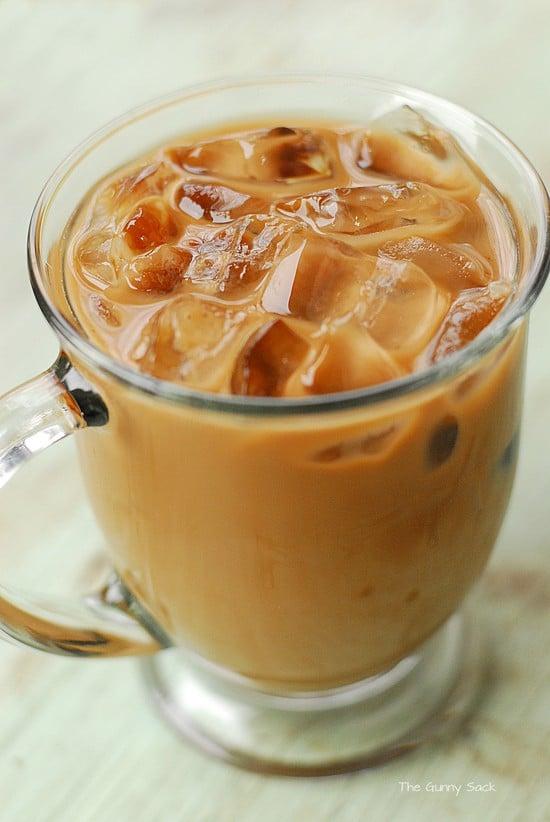 Green Mountain Iced Coffee Mocha