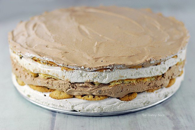Icebox Cake Layers