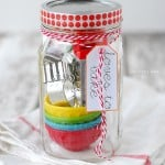 Loves To Bake Gifts In A Jar
