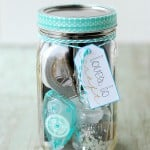 Loves To Craft Mason Jar Gift