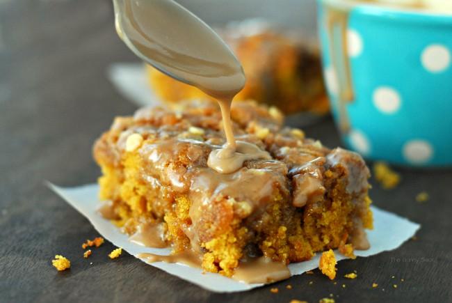 Pumpkin-Maple Sourdough Cake Recipes — Dishmaps