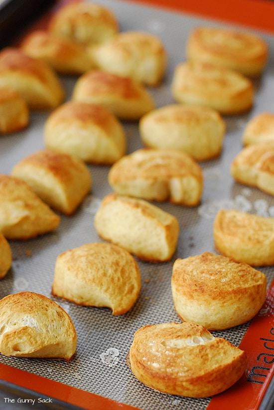 Pretzel Nuggets Recipe