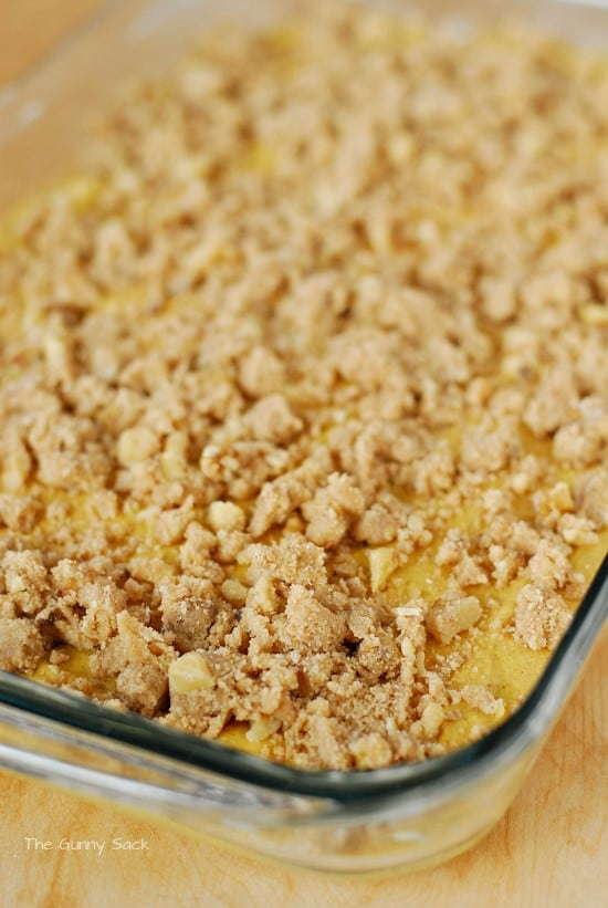 Maple glaze cake recipe