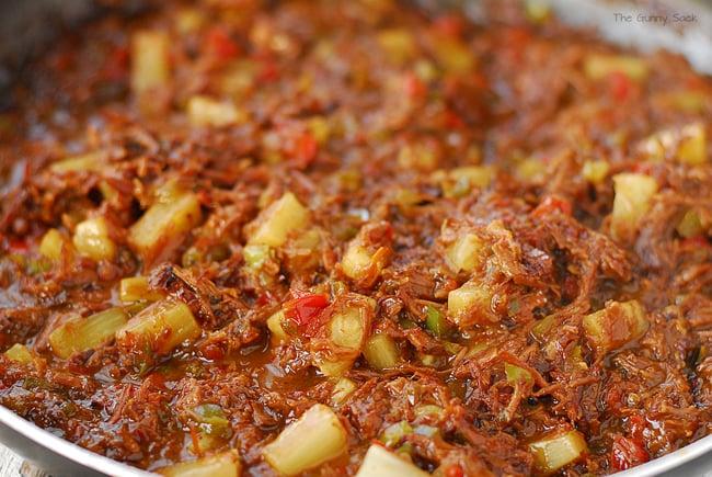 Roast Beef Recipe #CampbellsSkilledSaucers