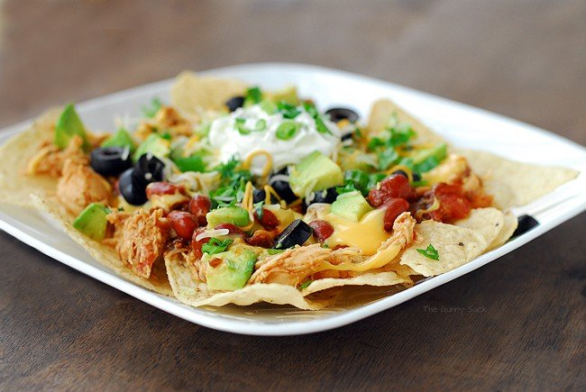 Slow Cooker Nachos Recipe