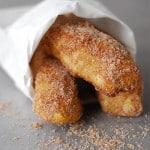 Soft Cinnamon Sugar Pretzel Recipe