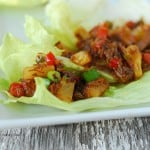 Sweet Korean BBQ Lettuce Wraps