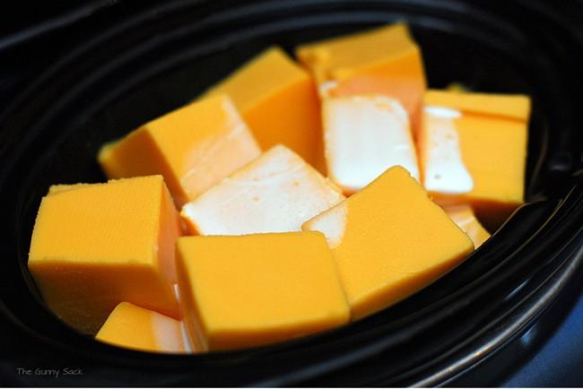 Velveeta Cheese Fondue Recipe