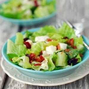 Bacon Cranberry Salad Recipe