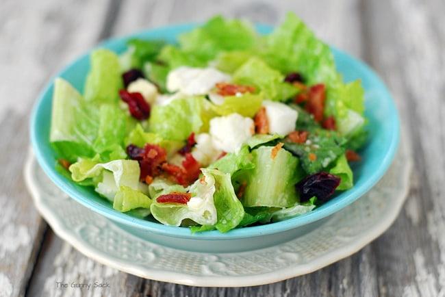 Brandyberry Salad Recipe