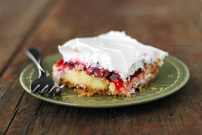 Cherry Cheesecake Dessert Recipe