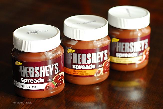 Hersheys Spreads