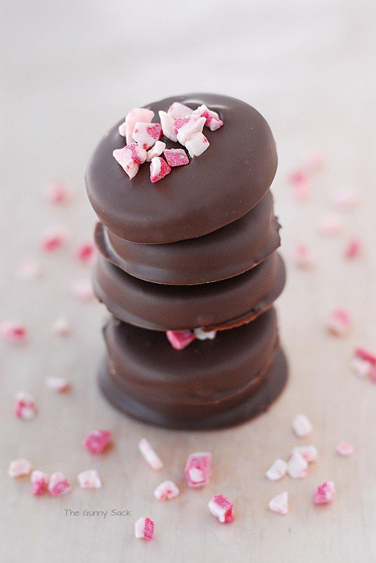Peppermint Patty Stack