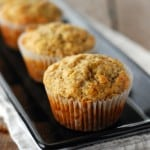 Banana Oat Muffins Recipe