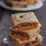 Brown Butter Chocolate Chip Bars
