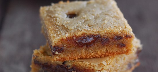 Brown Butter Chocolate Chip Cookie Bars