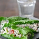 Chicken Wild Rice Lettuce Wraps
