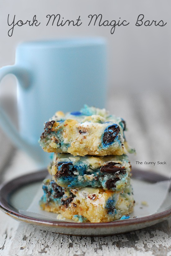 York Mint Magic Bars